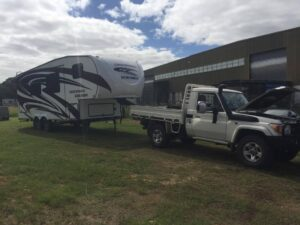 towing 5th wheeler with v8 sunshine coast dyno tuning power curve performance Nambour mechanical 4wd upgrades modification turbo upgrades injector upgrades duramax conversions nissan tune ECU Tune Diesel Tune