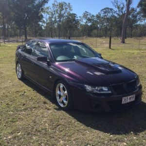 over 12mths later, holden commodore, Power Curve Performance, full package