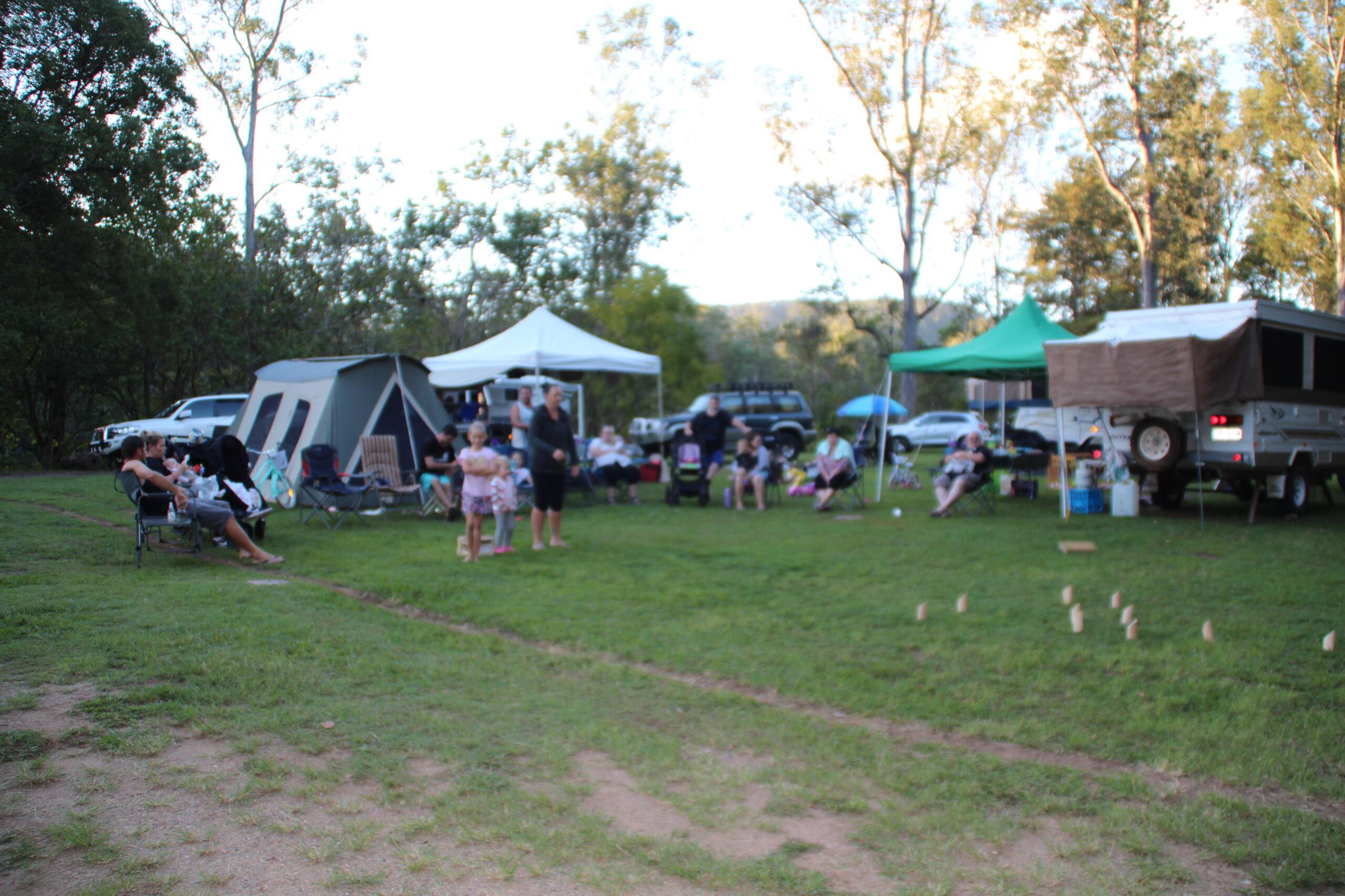 borumba dam camping