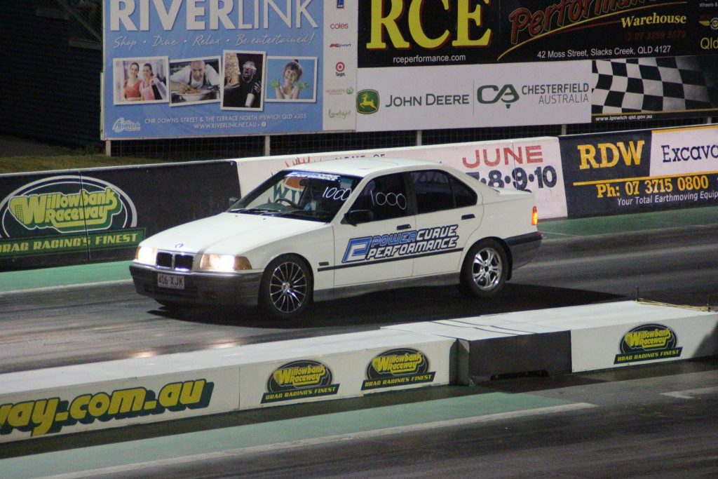 ZD30 DI BMW, Drags, Power Curve Performance