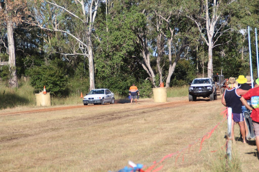 Killy Utes and Boots, ZD30 BMW