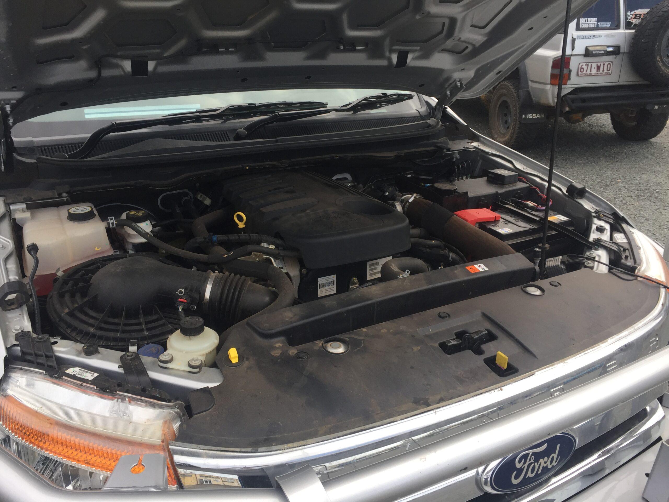 2015 3.2 Manual Ford Ranger