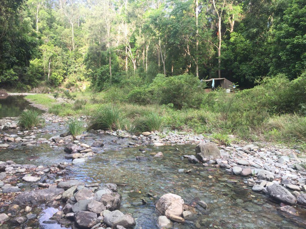 Boolomba Creek, Camping, sunshine coast, 4x4, Power Curve Performance