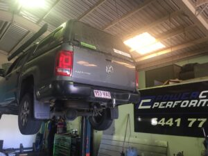 Volkswagen Amarok Service, Power Curve Performance, Sunshine Coast, Nambour