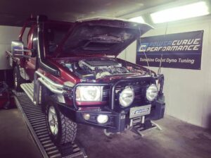 Toyota Landcruiser 79 series ecu tune sunshine coast dyno tuning sunshine coast dyno tuning power curve performance Nambour mechanical 4wd upgrades modification turbo upgrades injector upgrades duramax conversions nissan tune ECU Tune Diesel Tune