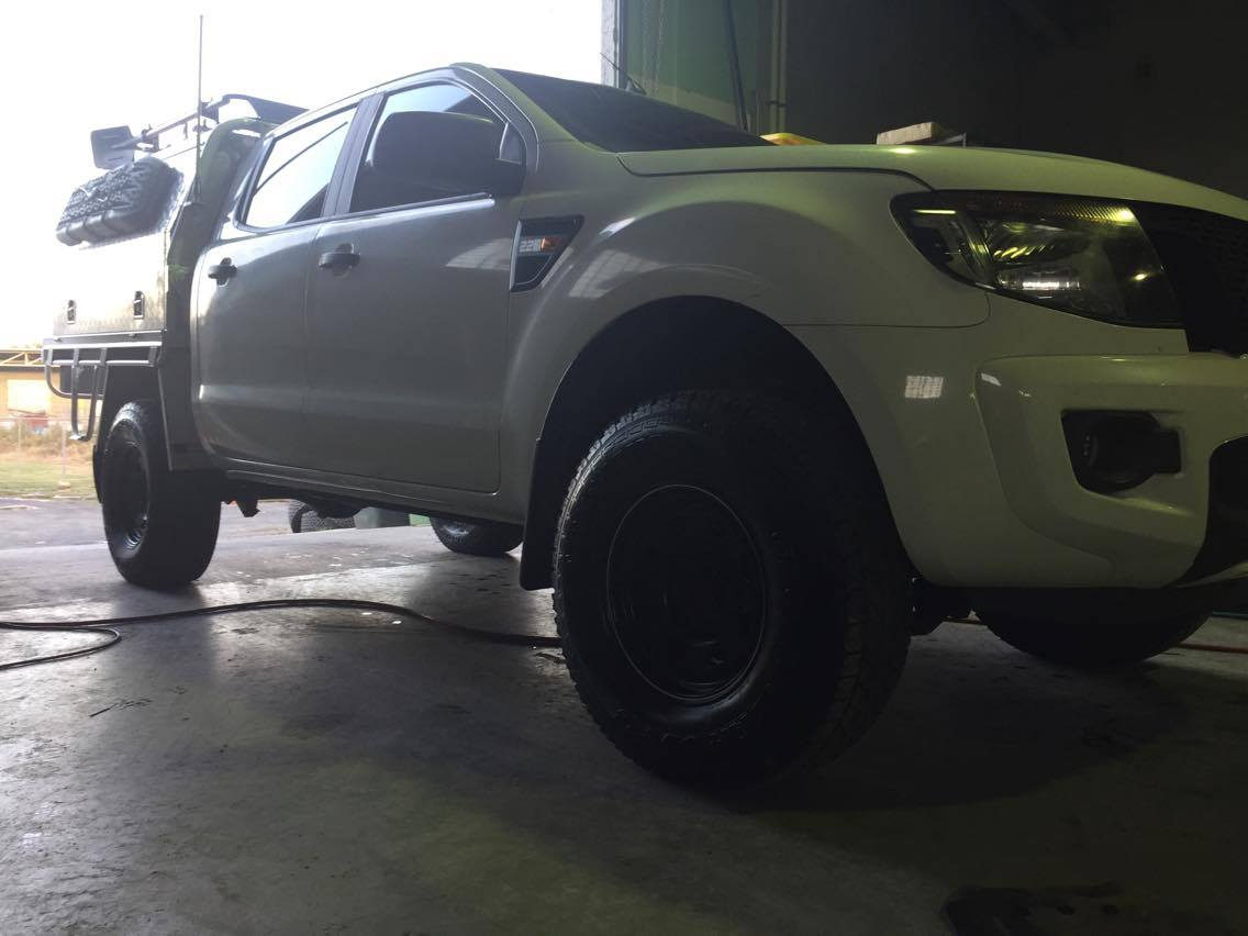 ford ranger service sunshine coast performance tuning and servicing