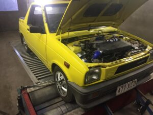 dyno tune, I owned one of these, classic, , front wheel drive, Japanese, Power Curve Performance, , Suzuki , Suzuki Mighty Boy
