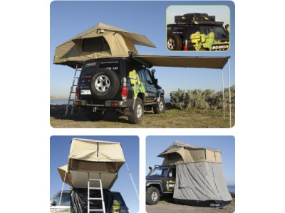 Ironman 4x4 Rooftop Tent (only)