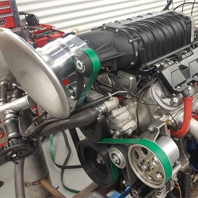 Harrop release TVS2650 Supercharger Kit