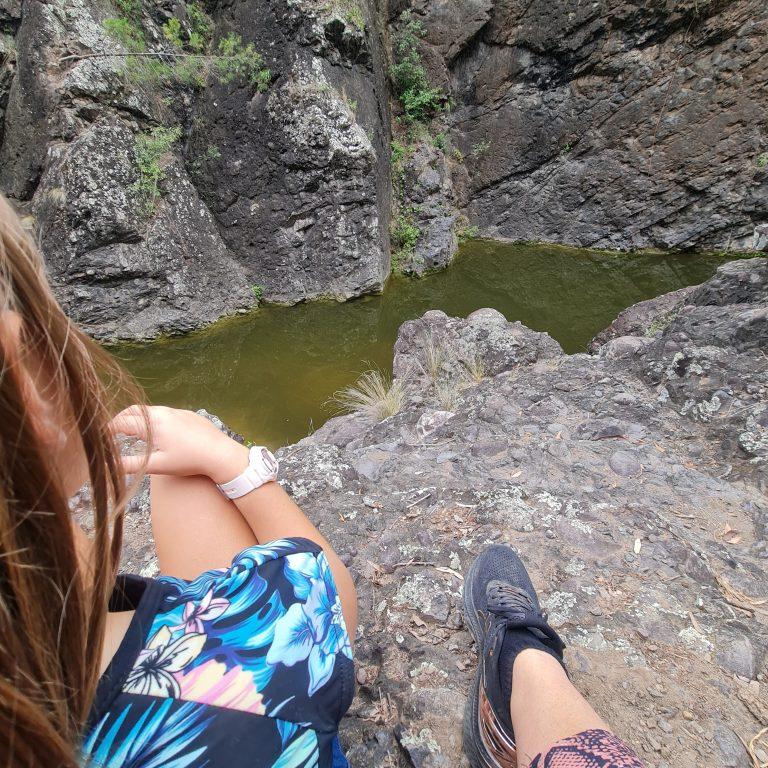 Kinbombi Falls