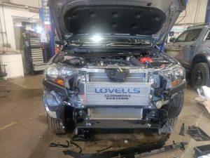 ford ranger 7100 gcm upgrade radiator