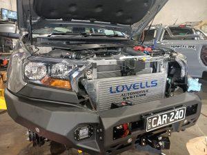 Lovells Ford Ranger 7100 GCM Upgrade